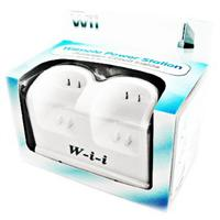 Wii Remote controller Rechargeable Pack & Charger Stand